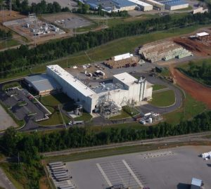 A birdseye photo of Genera's Vonore facility