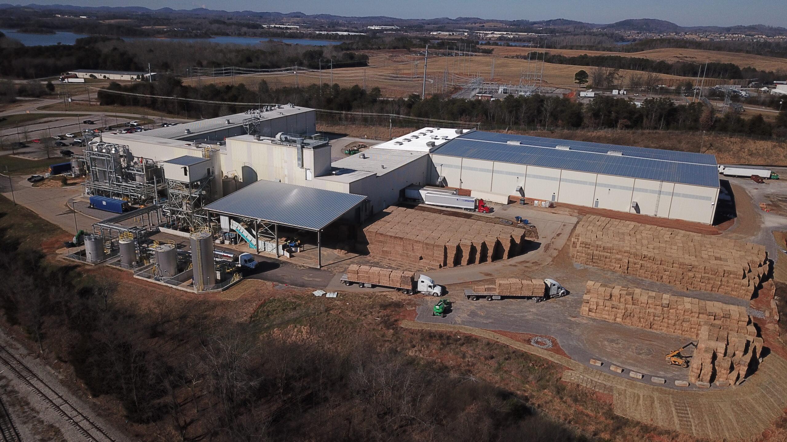 Genera's Fiber Mill